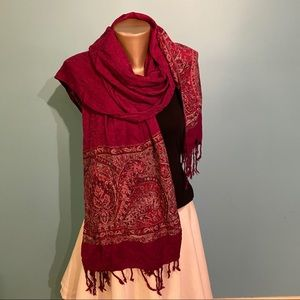 ⚡️2 for $20⚡️Pashmina scarf